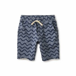 Aegean Wave Gym Short 5