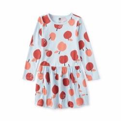 Apple a Day LS Dress 3
