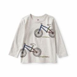 Baby Bikes LS Tee 3-6M