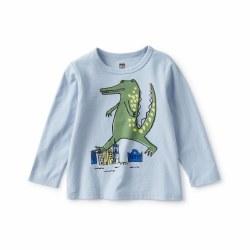 Baby Croc LS Tee 12-18M
