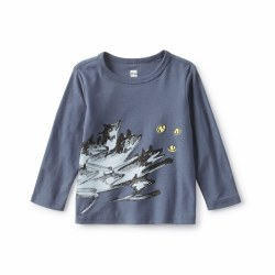 Baby Wolves Fetch LS Tee 9-12M