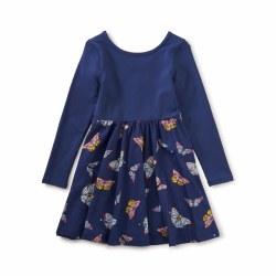 Ballet Skirt Dress Butterfly 8