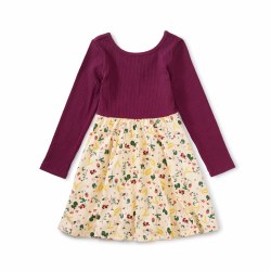 Ballet Skirt Dress Strwbrry 8