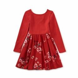 Ballet Skirt Dress Ruby 3