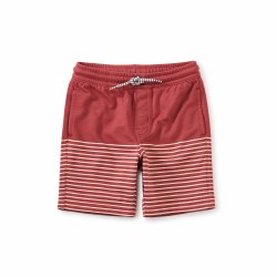 Knit Beach Short Earth Red 3