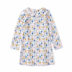 Bud & Bloom Collar Dress 2