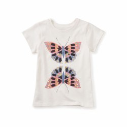 Butterfly Flight Graphic Tee 4