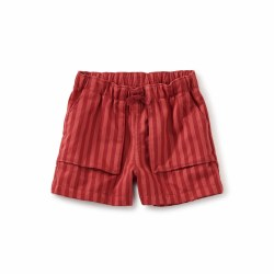 Camp Shorts Earth Red 2