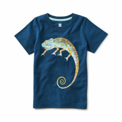 Cool as a Chameleon Tee 3