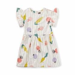 Crochet Trim Dress Mercado 6