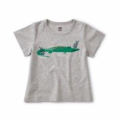 Curious Croc Baby Tee 9-12M