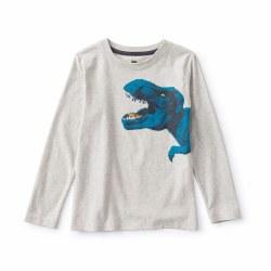 Dino LS Tee Grey 3