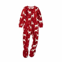 Forest Deer Baby PJs 3-6M
