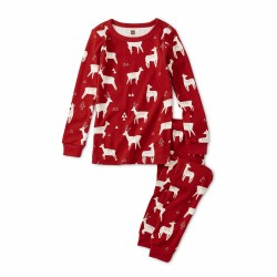 Forest Deer LS PJs 3