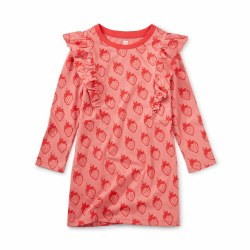 Fresa Fields Ruffle Dress 2