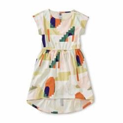 Grecian City TieWaist Dress 3