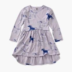Highland Horse Asymm Dress 2
