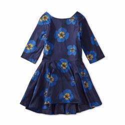 Himalayan Poppy Ruffl Dress 2