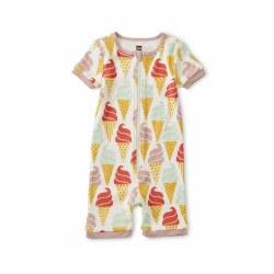 Ice Cream SS Baby PJs 3-6M