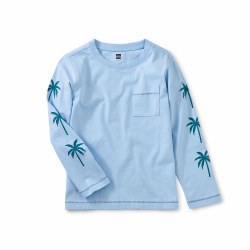 Palm Sleeve LS Tee 3