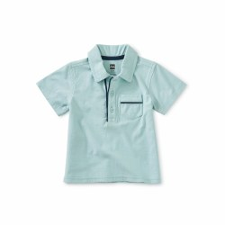 Piped Baby Polo Canal 18-24M