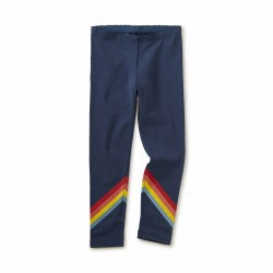 Rainbow Graphic Leggings 2