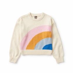 Rainbow Sweater S
