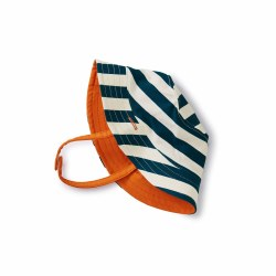 Reversble Swim Hat Tidal 0-6M