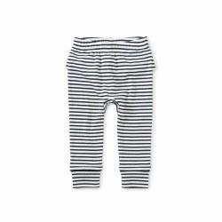 Ruffle Baby Pant Chalk 3-6M