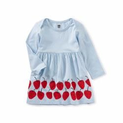 Strawberry Hem Baby Drss 18-24