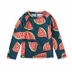 Watermelon LS Rash Guard 2