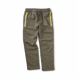 Zip Pocket Jogger Charcoal 2
