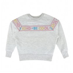 Be Cool Boxy Sweatshirt 3