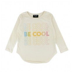 Be Cool LS Tee Natural 3