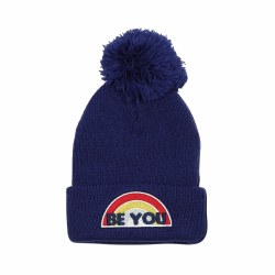 Be You Pom Beanie L/6-10Y