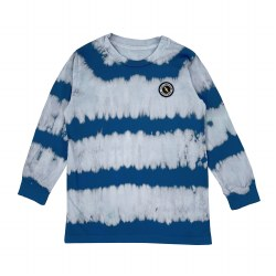 Good Vibes Stripe LS Tee 2