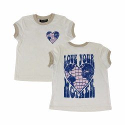 Love Your Mother Ringer Tee 3