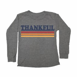 Thankful Stripe LS Tee 2