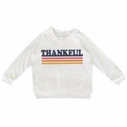 Thankful Stripe Pullover 12/14