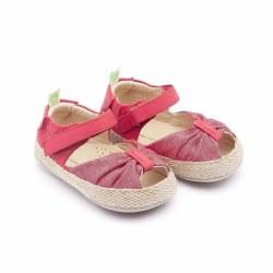 Coasty Infant Sandal Cranberry 7