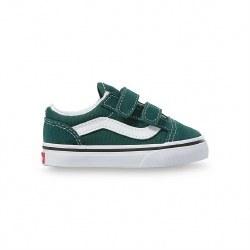 Old Skool V Bistro Green 5