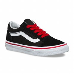 Old Skool Pop Black/Red 11