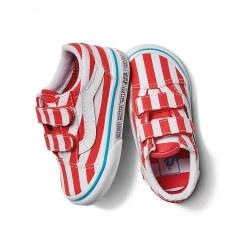 Old Skool V Waldo Intl Strp 5