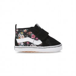 SK8-Hi Crib Butterfly Floral 1