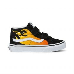 SK8-Mid Reissue Hot Flame 13