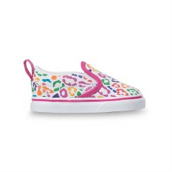 Slip-on V Rainbow Leopard 5