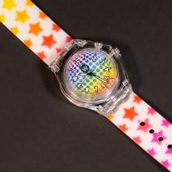 Slap Watch LED Super Stars