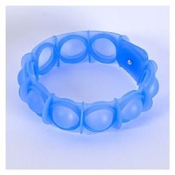 POPd Bracelet Blue Glow