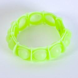 POPd Bracelet Green Glow