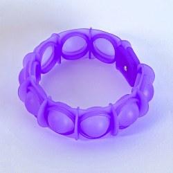 POPd Bracelet Purple Glow